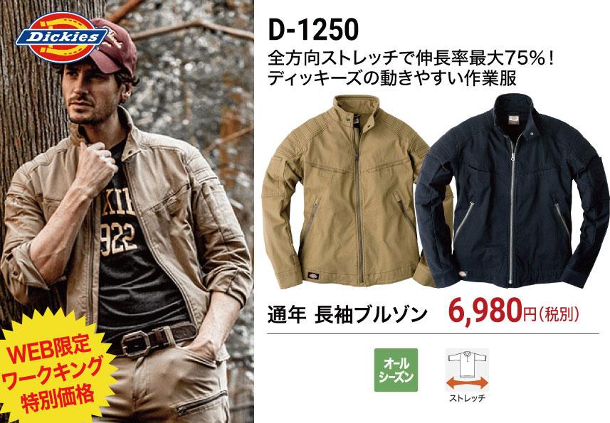 Dickies D-1250