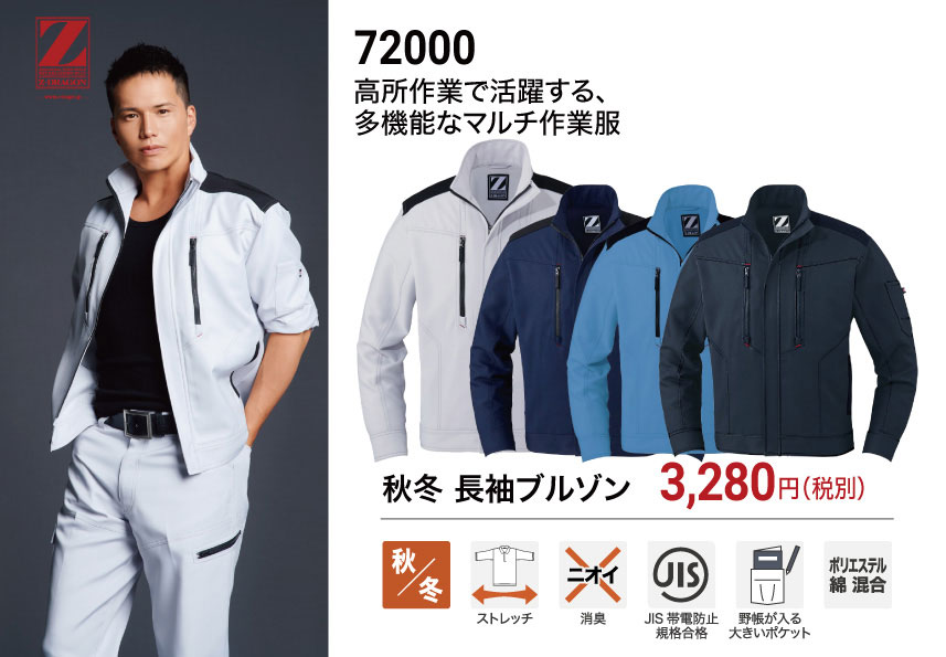 Z-DRAGON 72000