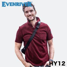 イーブンリバー HY12 半袖ポロシャツ